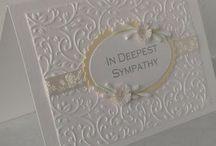 Card Ideas -Sympathy