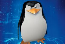 Penguins of Madagascar / Super spy teams aren't born…they're hatched.