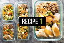 Lunch Prep Challenge