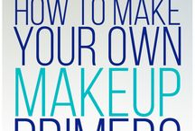 Diy Beauty / Homemade make up hacks