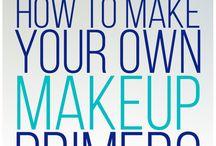 making makeup