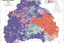 Maps / Térképek