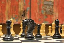 Halloween Special Offers on Chess Sets / Are you in for a treat? Upto 20% off on wooden chess sets with free shipping.