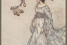 Briar Rose/Sleeping Beauty