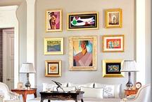 Art Walls / by Betsy Pedersen