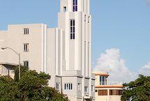 Art Decò architettura / architetture e design dal 1920 al1940
