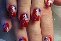 Nail ideas / by Angela Frayne