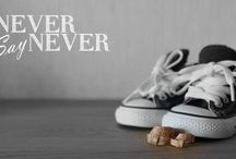 "Never. Say ""never"". blogi"