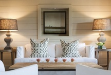 LIVING ROOMS / by Kate Mitchell