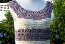 tank top crochet