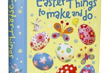 Making Easter memorable / Spend time together this Easter remembering what the holiday is all about with these family friendly craft ideas and story books.