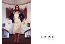 celeni aw campaign / celeni aw porcelain collection