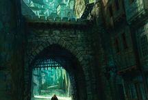 Mainground, the world of fantasy