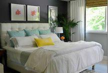bedroom / by Amanda VanDyke