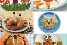 Funny Food  / Cibo divertente