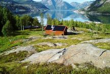 Cabins in Norway / Cabins for rent, from our webpage. Why not visit one of them?