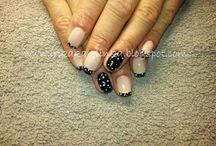 Manicure hybrydowy, żel, przedłużenie, paznokcie