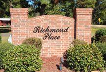 Richmond Place Subdivision Denham Springs / Photos inside Richmond Place Subdivision Denham Springs 70706, Livingston Parish.  Board published by Published by Bill Cobb, Greater Baton Rouge's Home Appraiser  225-293-1500 denhamspringsappraisers.com