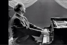 Pianisti (per Michelangeli una a parte :)  )