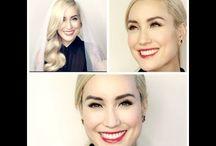Liz Wedding Makeup / by Kayla ♛