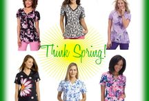 NEW Spring Styles! / by ADVANCE Healthcare Shop