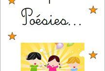 comptines et poésies