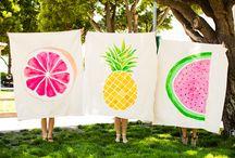diy summer blankets