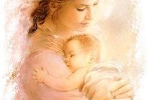 Mor och barn