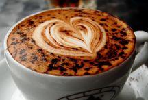 Guilty coffee pleasure