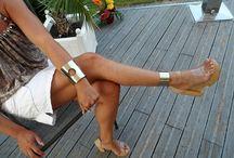 Bracelets manchettes / L'accessoire mode ! Réalisation de bracelets manchettes à vos mesures.