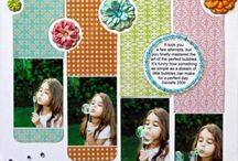 Scrapbook Pages I Love / by Jessica Taylor