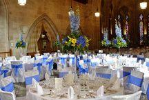 Weddings - Blue Theme / All things Blue and all things wedding!