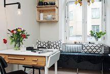 Interior | tiny home / Wohnträume auf wenig Platz. Kleine Schlafzimmer optimal einrichten oder Wohnen auf einem Raum / kleiner Fläche Stichwort Micro Living.