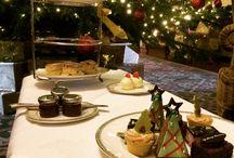 Christmas at Ashdown Park Hotel