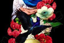 Frida KAHLO ♥ / Sos perfecta ♥ LA MAS LINDA DEL MUNDO (: