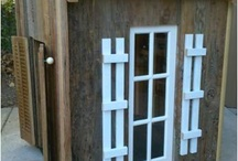 Pet Retreats / Our eco-friendly structures make great homes for cats, dogs, birds - even horses!