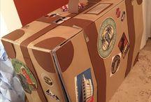 DIY reiskoffer