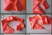 Origami e raso