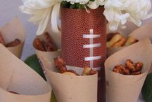 Super Bowl party / by Brandy Curnel