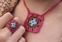 Bijoux de crochet / by Samia