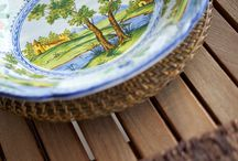 interior designer / ceramic garden