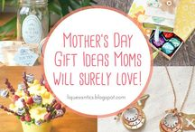Mother's Day Gift Ideas moms love