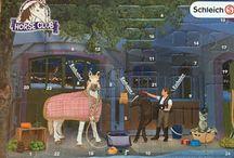 Horse Club Adventskalender von Schleich -Produkttest