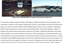 Pegasus in the Media! / It's fantastic to feel famous! Media mentions of Pegasus Transportation. / by Pegasus Transportation