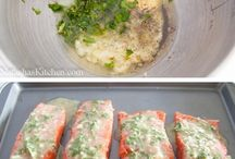 Fish :: / Recipe ideas using fish.