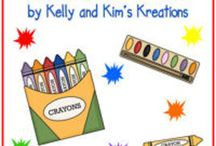 Colors / Lessons, books, and activities for your color theme or color unit for prek, kindergarten, first grade, and second grade classrooms.