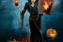 Halloween & Witches