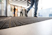 Sammy Ofer Centre / The transformation of the iconic old Marylebone Town Hall into a major new facility for the London Business School was taken on by Sheppard Robson Architects.  We installed our leading range of barrier matting INTRAlux Elite which combines the three key factors of a highly successful system:  Durability, Performance and Style.