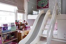Kids room ideas / by Jessie Downton