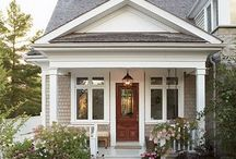 Pretty Porches / by Avalon Rose Design